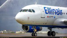FlightMode: Ellinair flight near Novosibirsk, captain incapacitated Group Pictures, Aviation, Aircraft, Crete, Airplanes, Planes, Group Shots, Airplane, Plane
