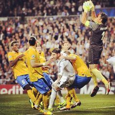 Juventus vs Real Madrid  Champions League