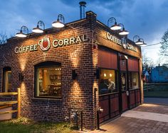 Coffee Corral Red Bank NJ
