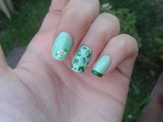 Playing with the green
