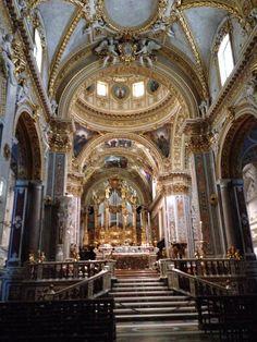 Montecassino Abbey....breathtaking!