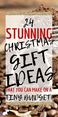 24 DIY Christmas Gifts Your Friends and Family Will Adore! DIY Christmas gifts like these are the answer when you want to give meaningful gifts that you're friends & family will love without breaking the bank! Diy Christmas Gifts For Friends, Inexpensive Christmas Gifts, Christmas Gift Baskets, Easy Diy Gifts, Handmade Christmas Gifts, Creative Christmas Gifts, Creative Gifts, Christmas Ideas, Diy Food Gifts