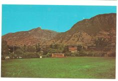 Rare: BYU Heritage Halls Dorms, Brigham Young University, Provo, Utah, Postcard