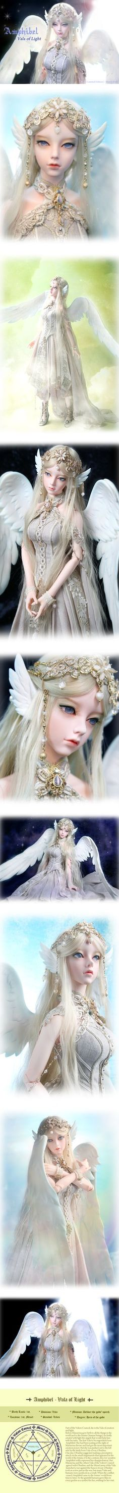 Oh, I LOVE this doll. She might be my new dream doll!