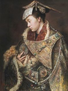 Tang Wei Min : Beautiful Armor