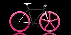 Love the colour scheme!!! #fixie