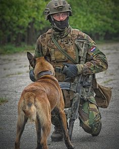 "Men's best friend. #dutchpatriot __________________________________________ My backup @sniper_addict My snapchat ""dutchpatriot"""