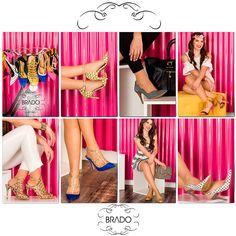 A vida de Nessy: Bianca Sapatos