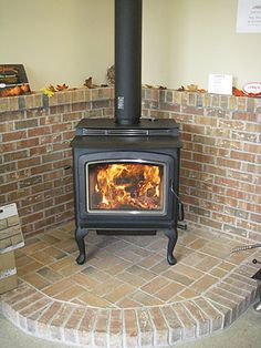 30 Best Franklin Stove images in 2013 | Fire places, Wood oven, Wood