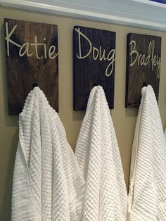 towel holder ideas decor personalized bathroom towel hooks wedding gift by redroansigns 15 cool diy holder ideas for your bathroom in