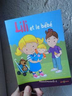 Lili et le bébé - Giropharm