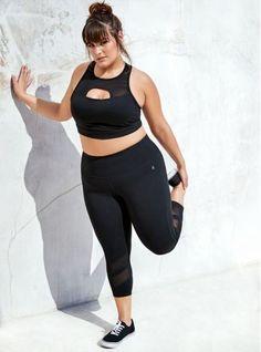 c11c3d0b2a Best Plus Size Gym Clothes Plus Size Workout