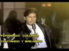 Fernando Colunga  cantando y bailando