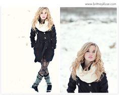 Posh Poses | Solo | Senior Pics | High Fashion | Senior Girls | Brittney Kluse