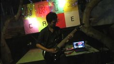 Belandry - Ballad With 7 String Guitar Live at Art Is Cafe Mataram