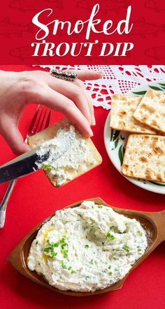 How To Make Smoked Trout Dip