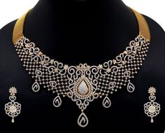 … Indian Diamond Necklacesdiamond Necklace Set Indian Diamond Necklace Designs Zcyhbve …