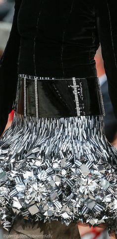 Chanel Haute Couture   F/W 2013