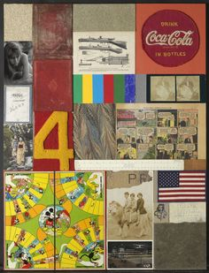 Image:© Peter Blake, Homage to Mark Dion: Museum of Black & White No.5, 2010, collage with found objects