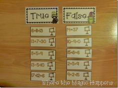 October math activities for first grade. These learning activities are fun, hands-on, full of manipulatives, and very engaging. They can be used for math centers or small group instruction. Word problems, geometry, number sense, number order, QR codes and more!