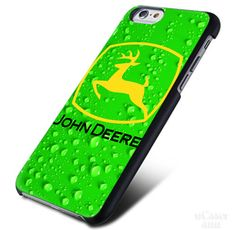 John Deere Logo iPhone Cases Case
