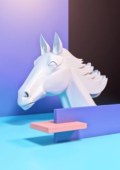 2014 – Year Of Horse on Behance