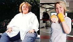 After Losing 200 Pounds, She Feels Invincible   http://theweighwewere.com/after-losing-200-pounds-she-feels-invincible/