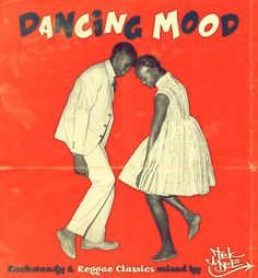 Dancing Mood - mixed by Tek A Dee¥Cover