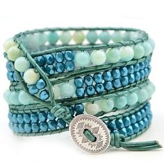 Tips & Tricks to Laddering a Wrap Bracelet - beadshop.com