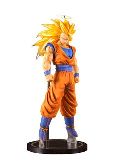 "FiguartsZERO EX Super Saiyan 3 Son Goku ""Dragon Ball Z"""