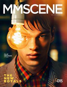 Filip Hrivnak para Male Model Scene Magazine por Igor Cvoro