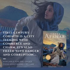 New Biblical/historical fiction releasing soon!   Www.tessaafsgar.com