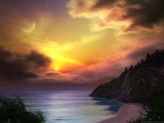 girasoli tramonto - Cerca con Google