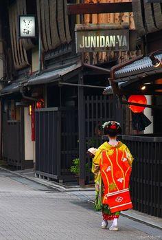 Gion, Kyoto #japan