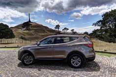 Hyundai Santa Fe 2015 One tree hill by See Inside on One Tree Hill, Fes, Auckland, Santa Fe, New Zealand, City, City Drawing, Cities