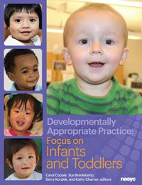 Teachers of infants and toddlers can use this resource to learn about developmentally appropriate practice (DAP) so they can apply DAP in their work with infants and toddlers.