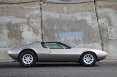 1969 DeTomaso Mangusta Stock # 22154 for sale near Astoria, NY | NY DeTomaso Dealer Buy Classic Cars, Classic Sports Cars, My Dream Car, Dream Cars, Luxury Car Dealership, Car Detailing, Driving Test, Fast Cars, Sport Cars
