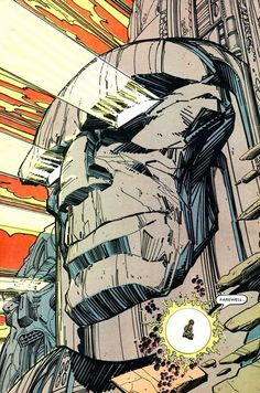 Darkseid by Walt Simonson