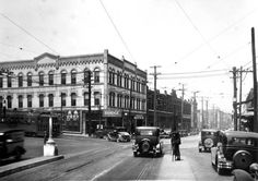 North Jacksonville Street Railway - 7 Black Facts About Jax You Didn't Already Know! New York Soho, Old Florida, West End, The Row, Street View, Facts, Sky, Building, Jacksonville Florida