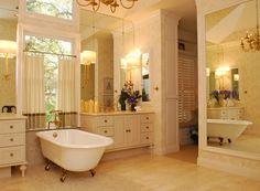 Modern Bathroom Window Curtain Designs