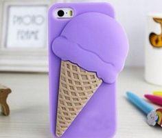 Gsm hoesje ijsje