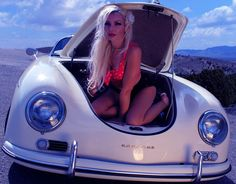 My Way is inside the Porsche 356 Porsche Sports Car, Porsche Club, Porsche Models, Porsche 911, Porsche Classic, Classic Cars, Range Rover Sport, Lamborghini Huracan, Sexy Cars
