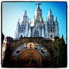 Brede's Barcelona: Tibidabo