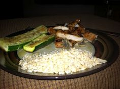"""""""Kelly's Journey: Chicken Teriyaki over Onions and Mushrooms"""" 8 WW Points!!"""