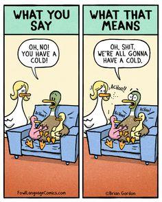 fowl language comics : Photo