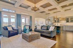 Couto Homes Livingroom