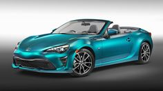 Facelifted Toyota GT 86 Convertible Is Food For Thought Toyota Gt86, Toyota Supra, Convertible, Japanese Domestic Market, Mens Toys, Geneva Motor Show, First Photograph, Jet Ski, All Cars