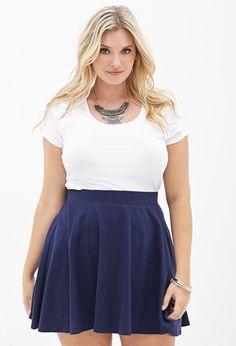 forever-21-blue-solid-knit-skater-skirt-product-1-22136313-3-189625723-normal