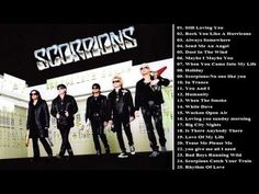 Scorpions Greatest Hits [Full Album] || Best Songs Of Scorpions 2015 - YouTube