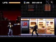 Robocop vs Terminator ( I still have my Sega Genesis and this game)